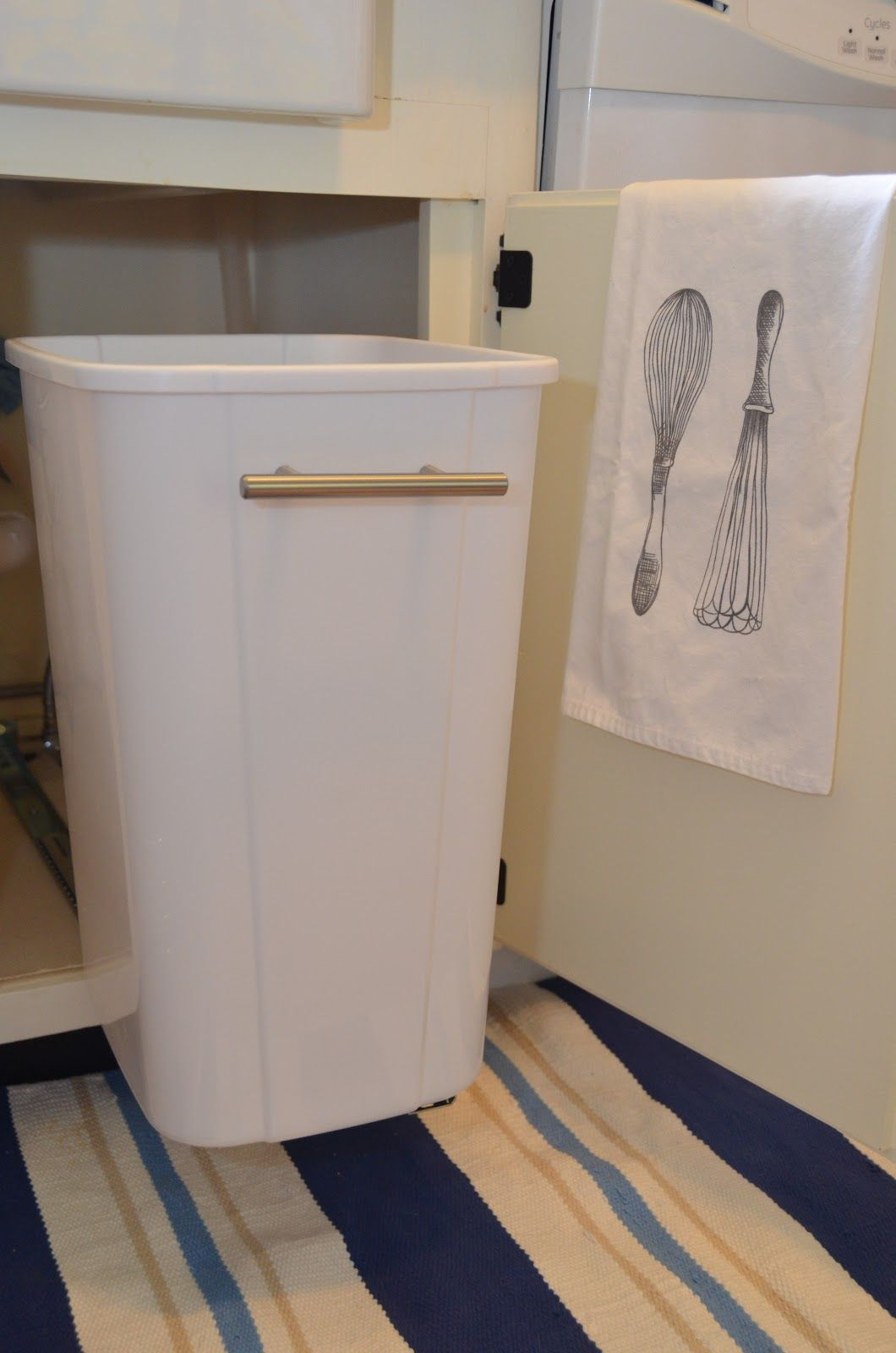 10 Easy Trash Can Upgrades You Didn T Know You Needed Under Sink