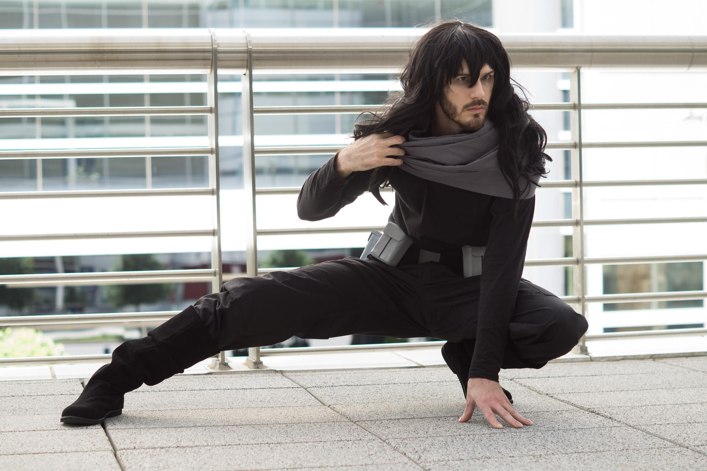 [Self] My Aizawa Cosplay! cosplay http//bit.ly/1Pirklu