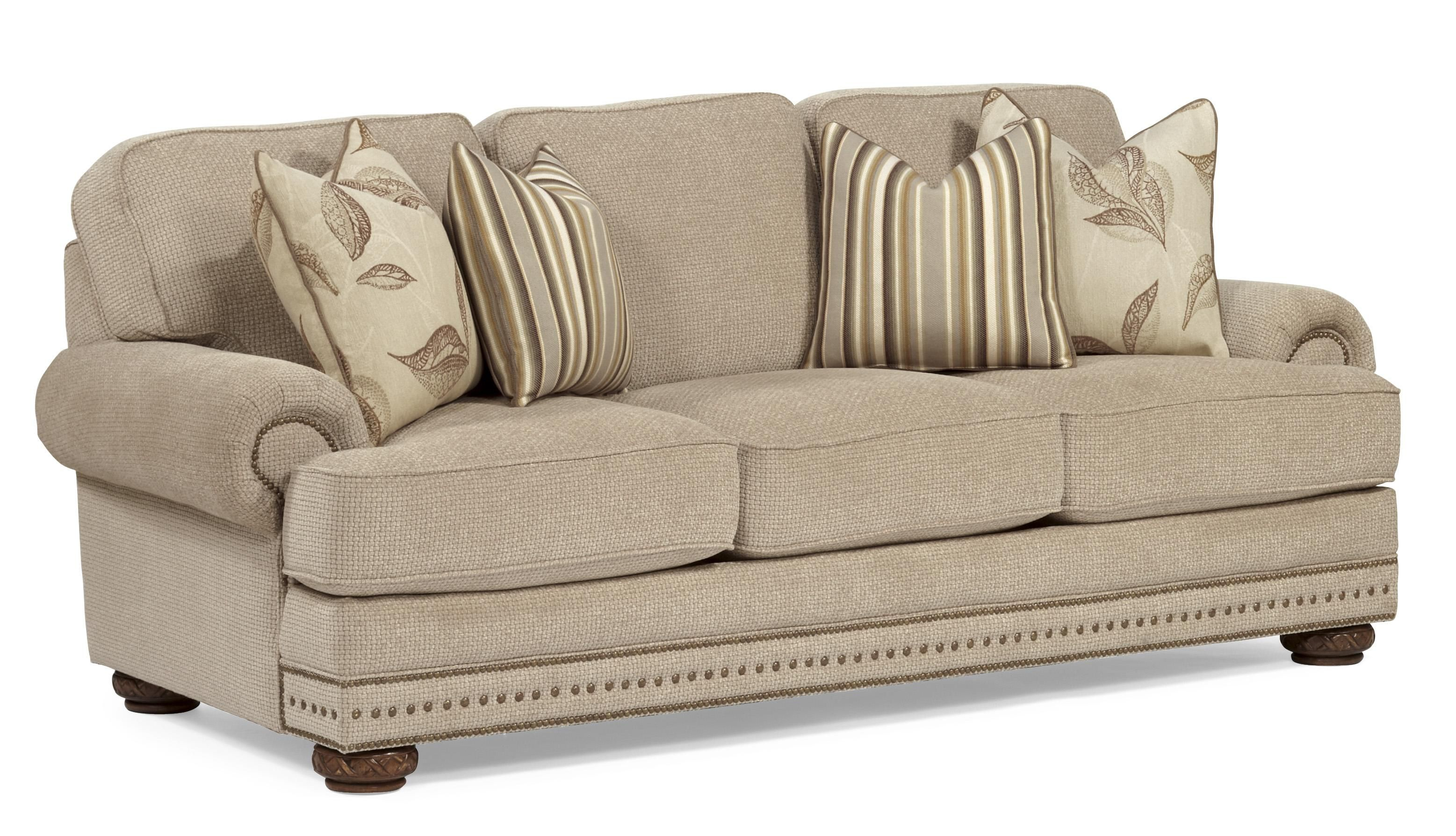 That S My Style Custom Sofa By Flexsteel Family Room