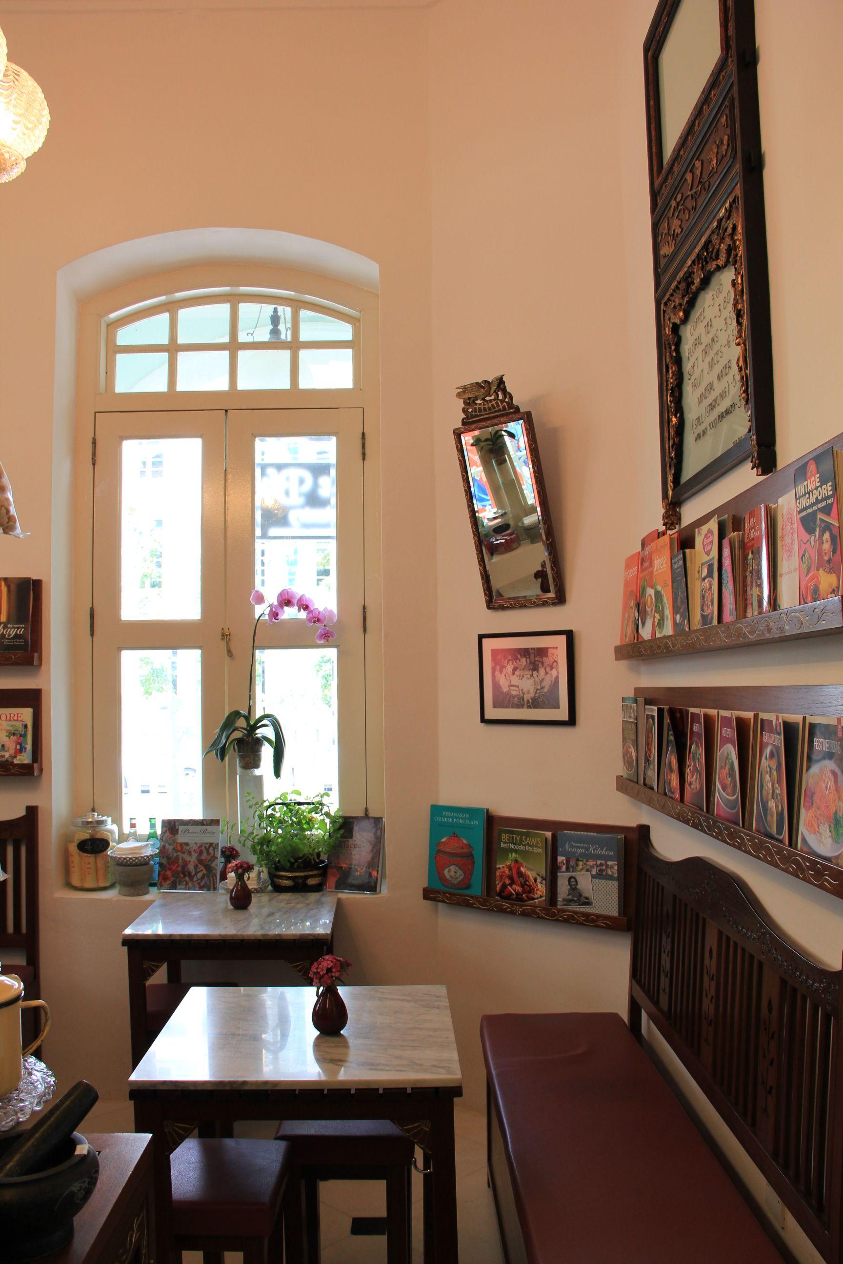 Cafe Interior Singapore