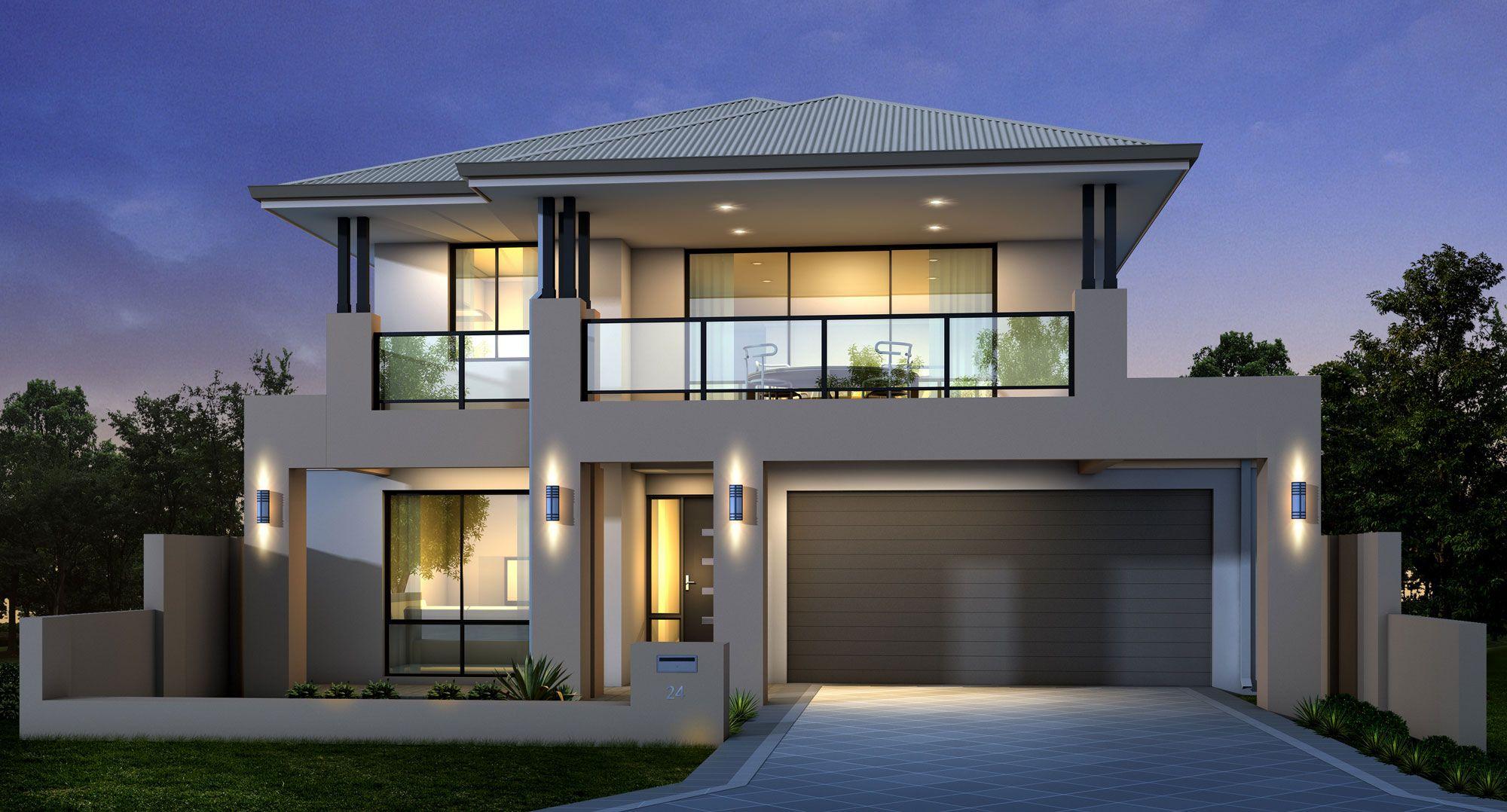 The Arkana Two Story Homes Mandurah Double Story Homes Two Story House Design 2 Storey House Design Facade House