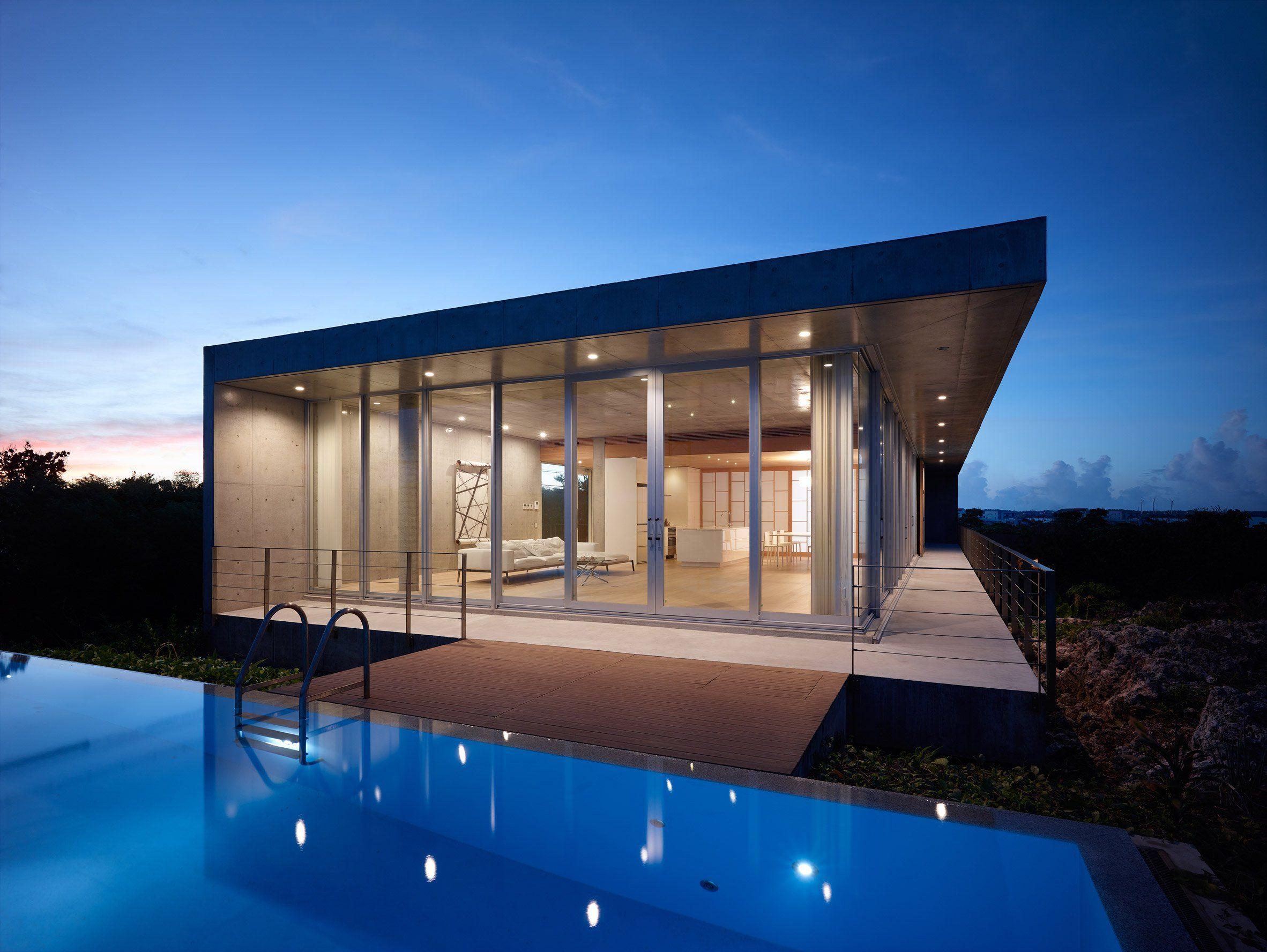 House On Ikema Island By Architect Houses Pinterest