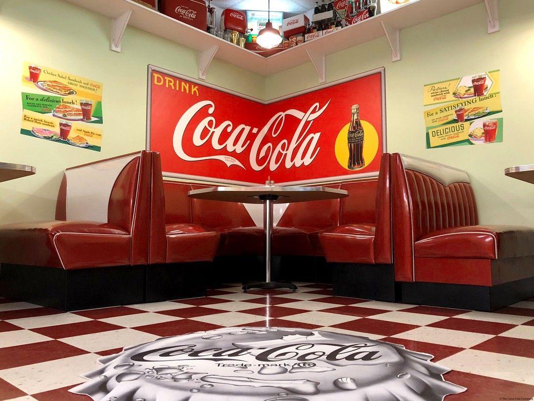 Astounding Retroplanet Posted To Instagram Retro Diner Decor Made Easy Interior Design Ideas Truasarkarijobsexamcom