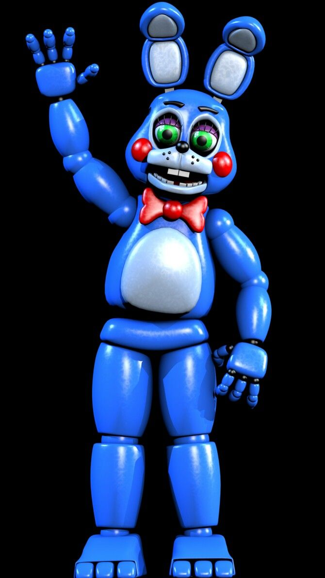 One Of My Best Friends Toy Bonnie My Friends