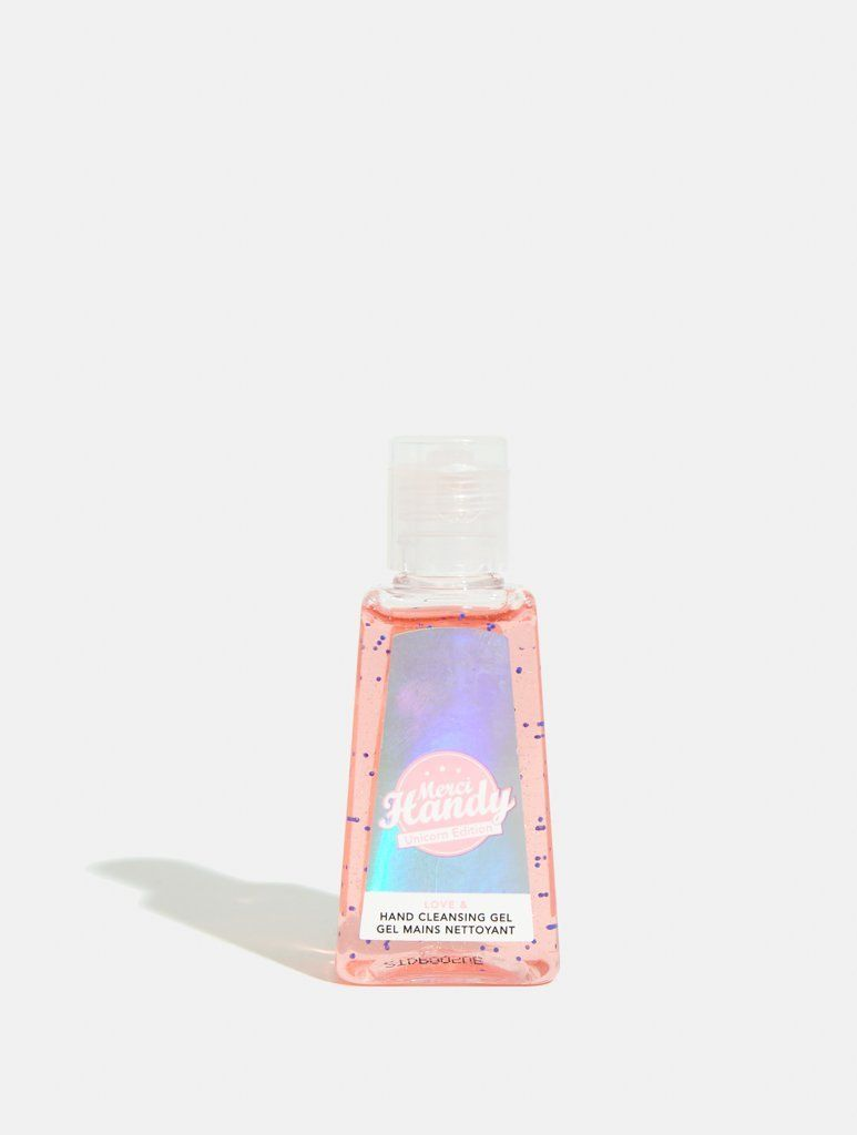 Merci Handy Unicorn Edition Hand Sanitiser In 2020 Cleansing Gel