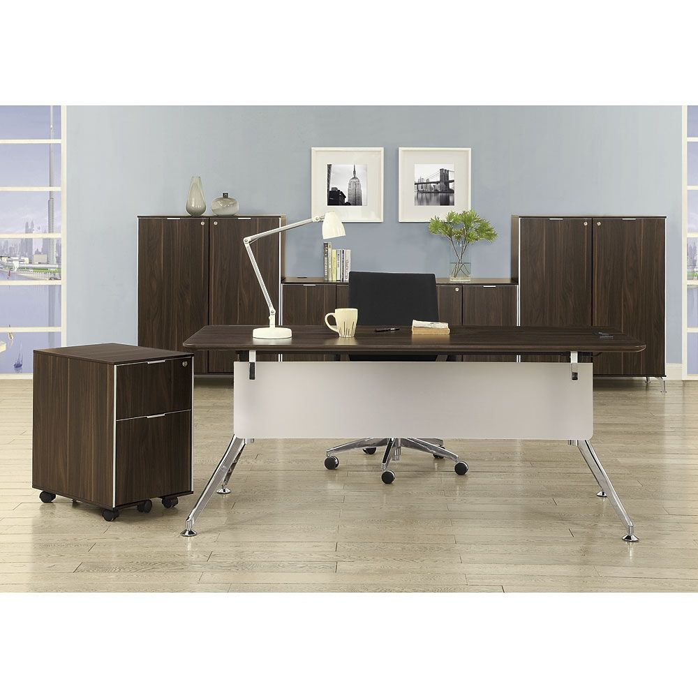Home Officedesk Design: Astoria Executive Desk Suite
