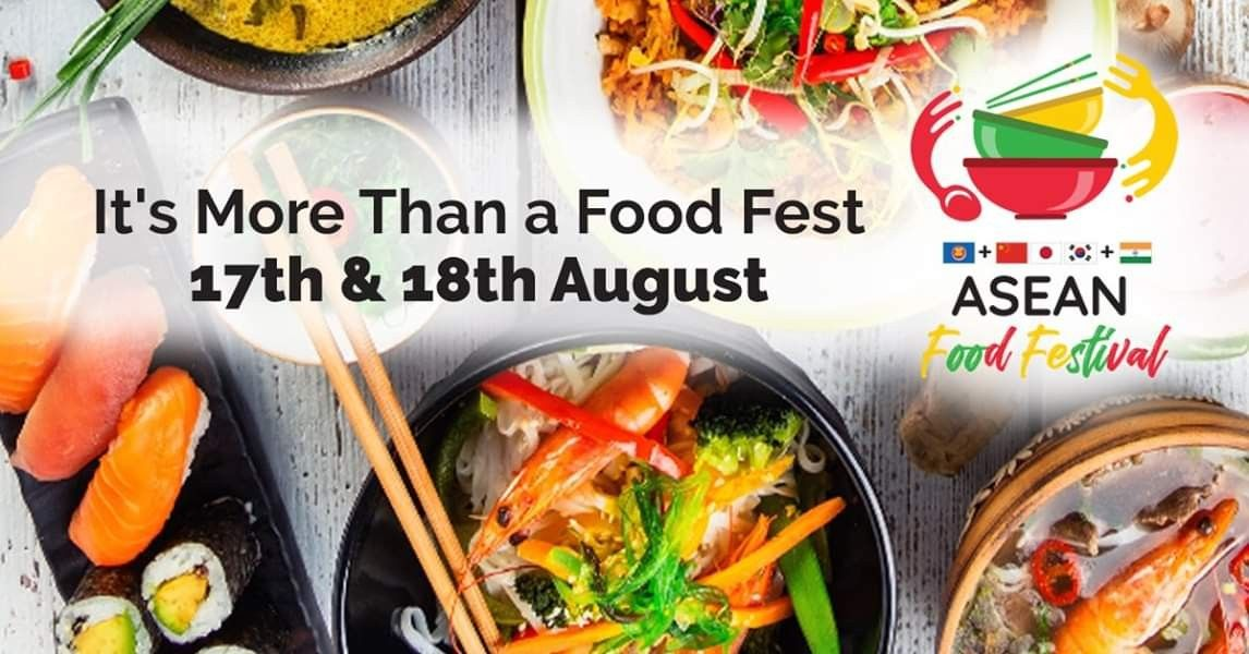 We Have Planned A Range Of Activities At The Myanmar Asean Food