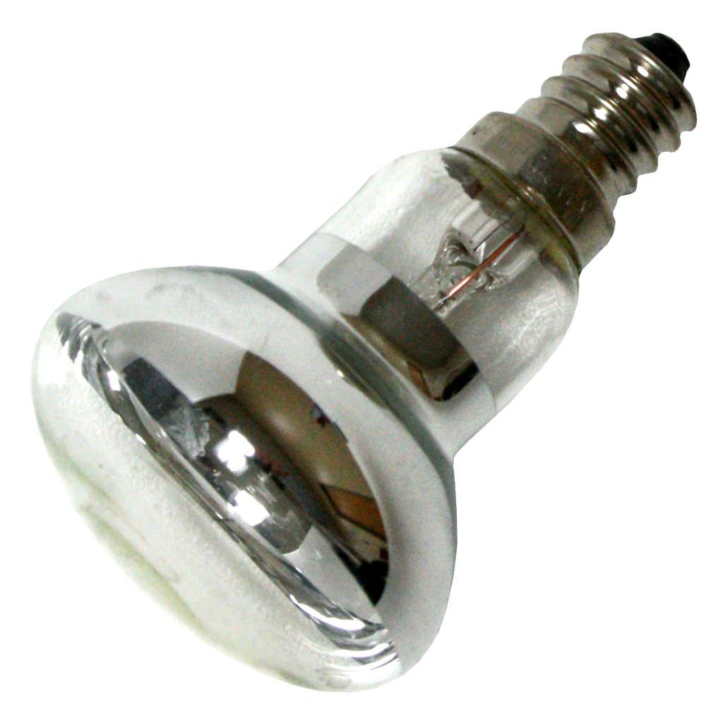25 Watt 120 Volt R39 R12 Candelabra Screw Base Flood Halogen Light Bulbs Halogen Lighting Light Bulb