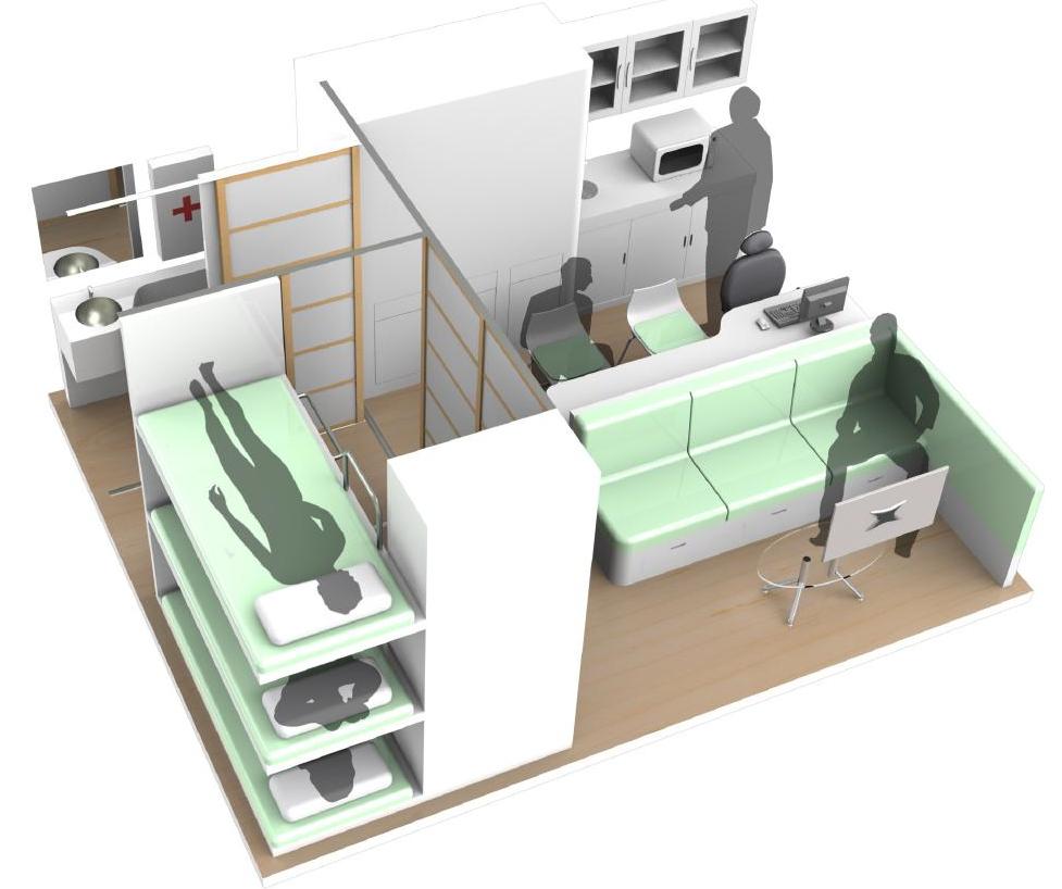 Hidden safe room passageway examples secret room safe for Built in safe room