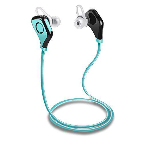 Amazon Com Wireless Earbuds Arova Elite Bluetooth 4 0 Headphones Stereo Sweat Proof Sport Running G Bluetooth Earbuds Wireless Headphones Bluetooth Headphones