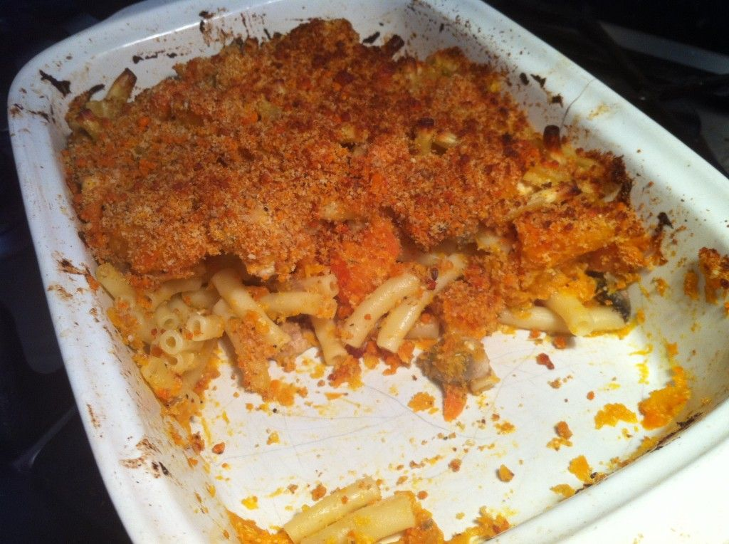 Ella S Kitchen Chicken Amp Squash Pasta Bake The Recipe