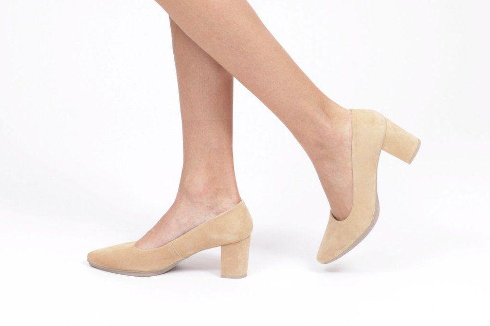 d4ef9bac miMaO Urban arena – women high heels shoes sand make up color comfort pumps  – Zapato
