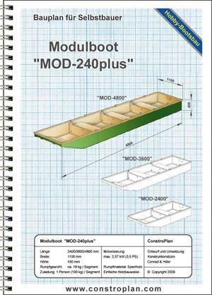 "Modulboot ""MOD-240plus"""