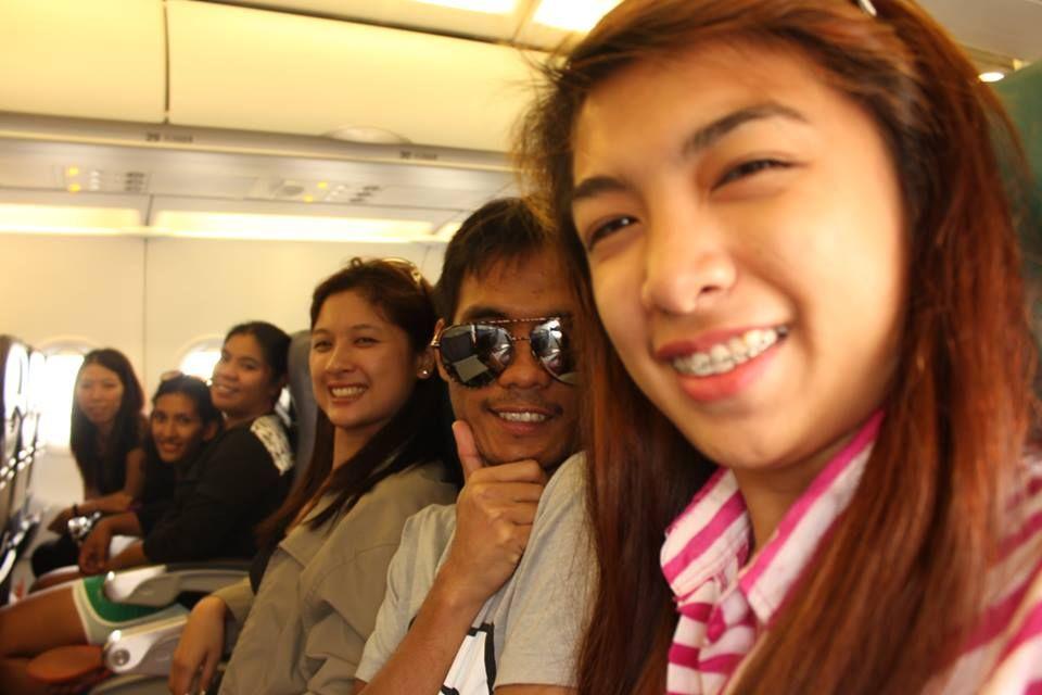 Leaving Cebu...