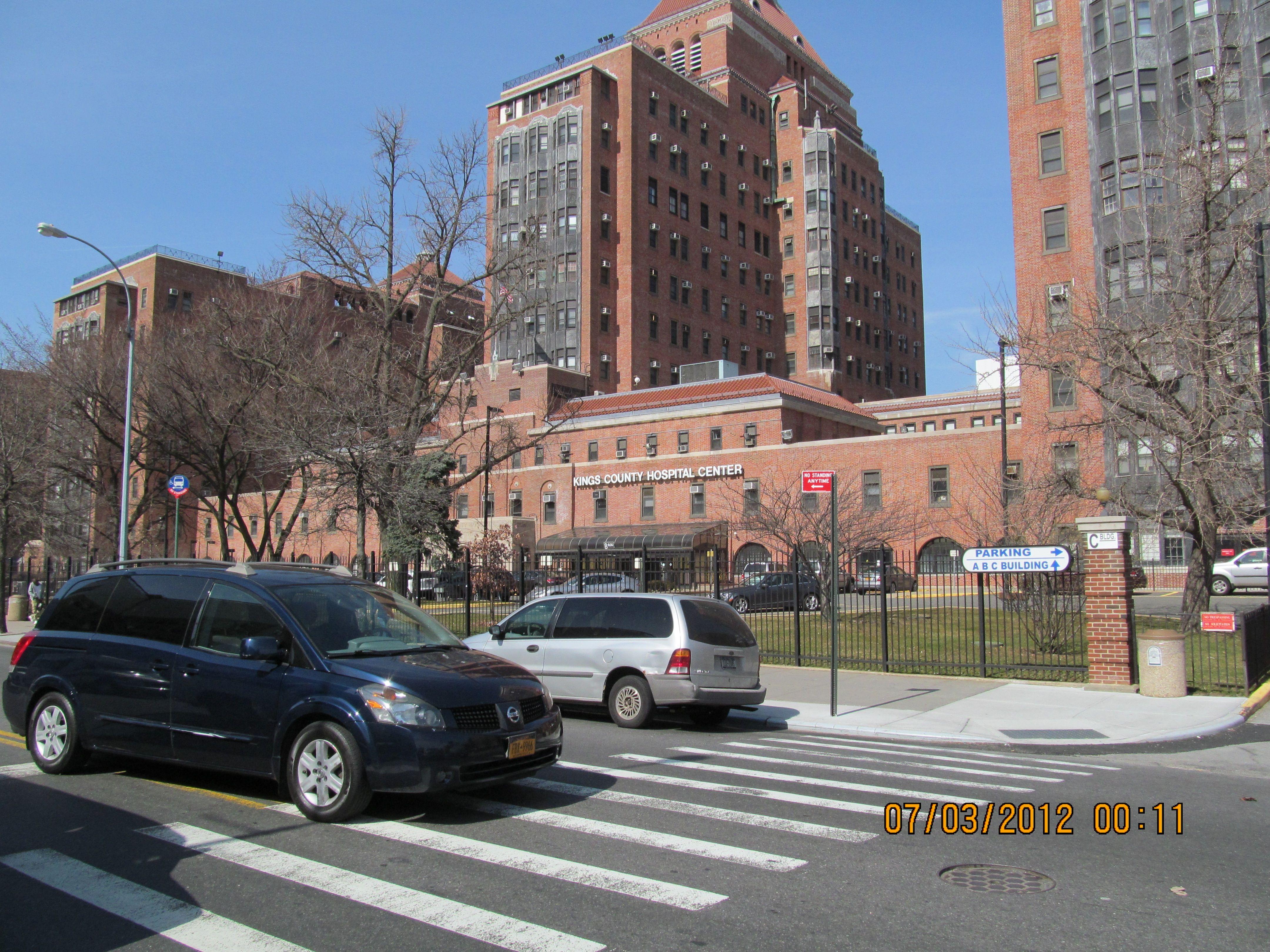 Kings County Hospital Brooklyn Image New York City County Hospital