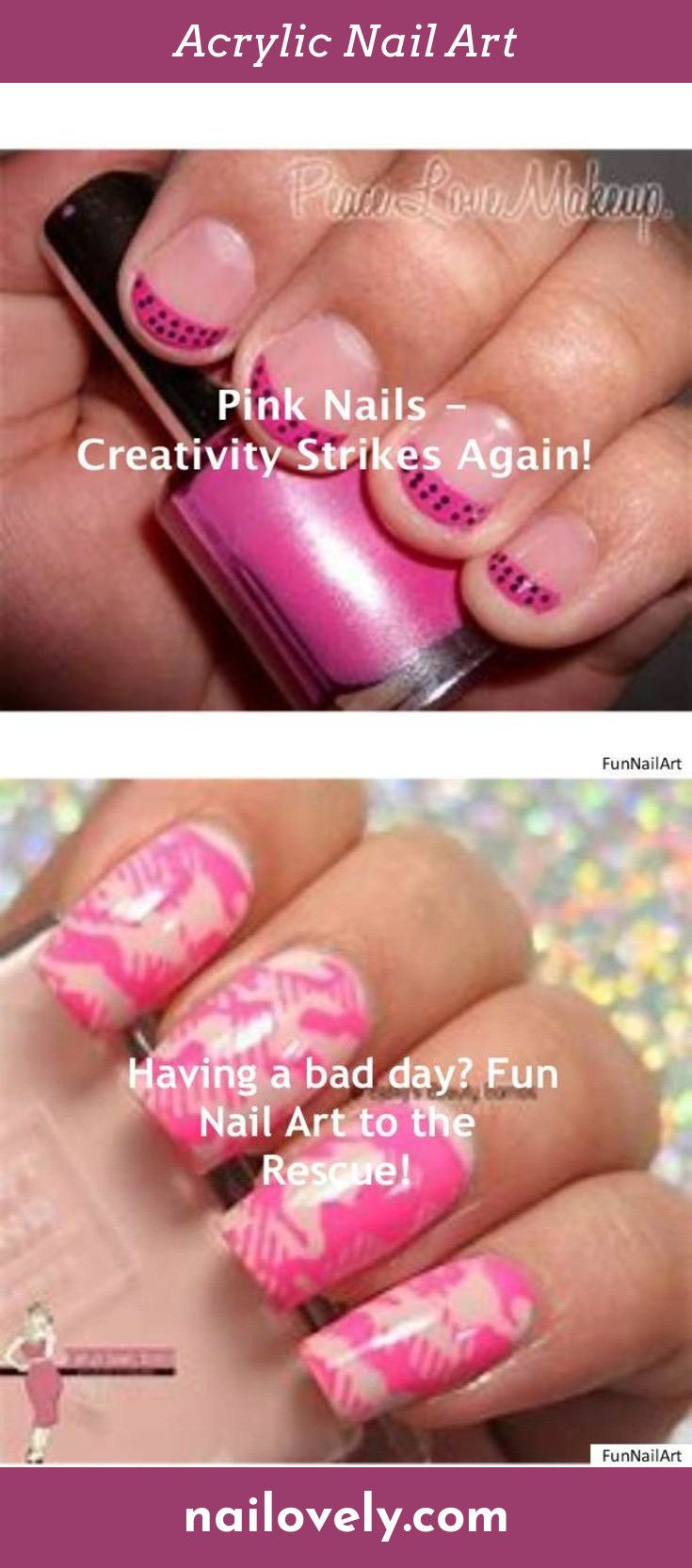 How Long Do Acrylic Nails Last Wedding Nails Pinterest Weddings
