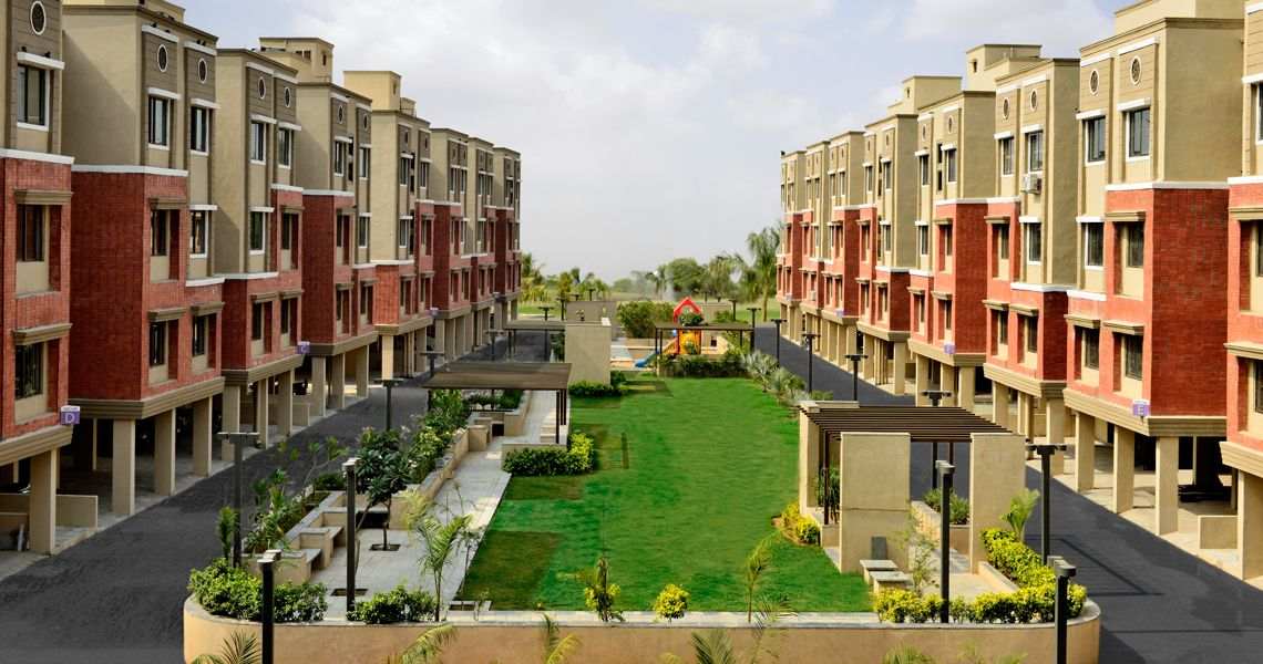 1 & 2 BHK luxury apartments in Ahmedabad at Parshwanath