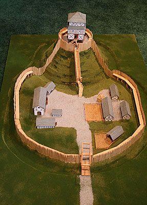 Medieval Castles By Build Model Castles Motte Bailey Castle Motte And Bailey Castle Model Castle Medieval Castle
