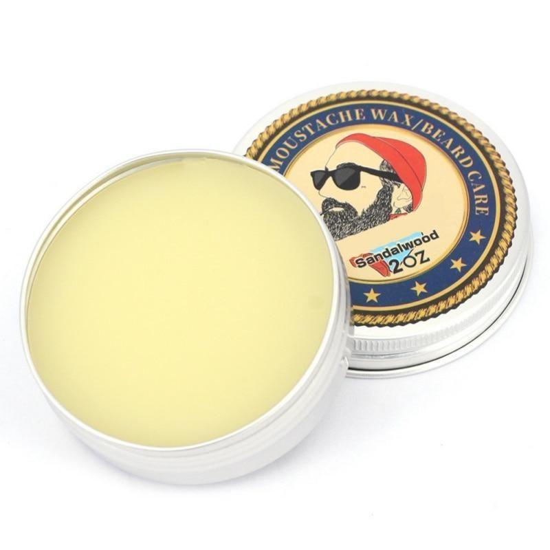 Photo of Men Beard Oil Balm Moustache Wax for styling Beeswax Moistur…