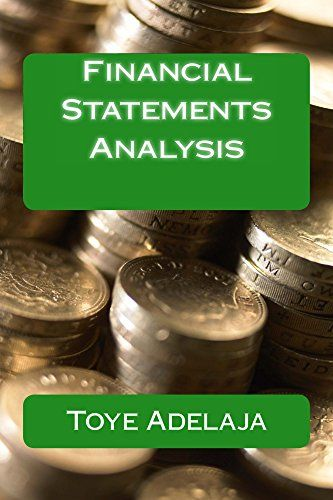 Financial Statements Analysis (Financial Statements Anal http - financial statements