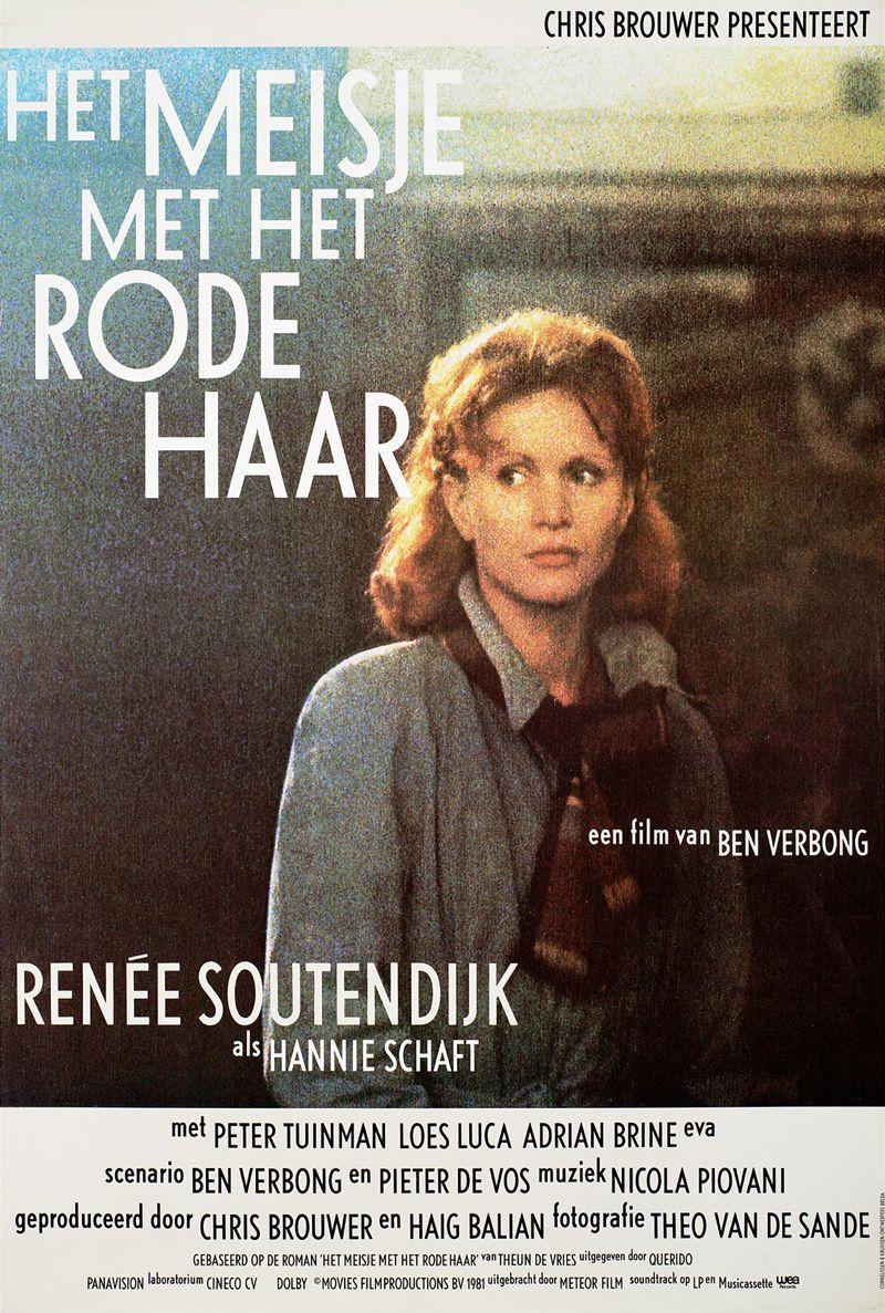Het Meisje Met Het Rode Haar 1981 Dramaoorlog De Studente Hannie