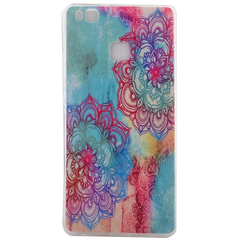 2016 Soft TPU Protector Case For Coque Huawei P9 Lite Case Silicon 5.2 Inch Back Cover For Fundas Huawei P9 Lite Phone Cover