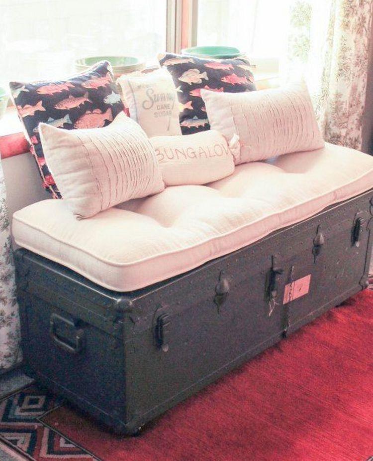 Suitcase Decor - Unusual Home Decor Ideas images