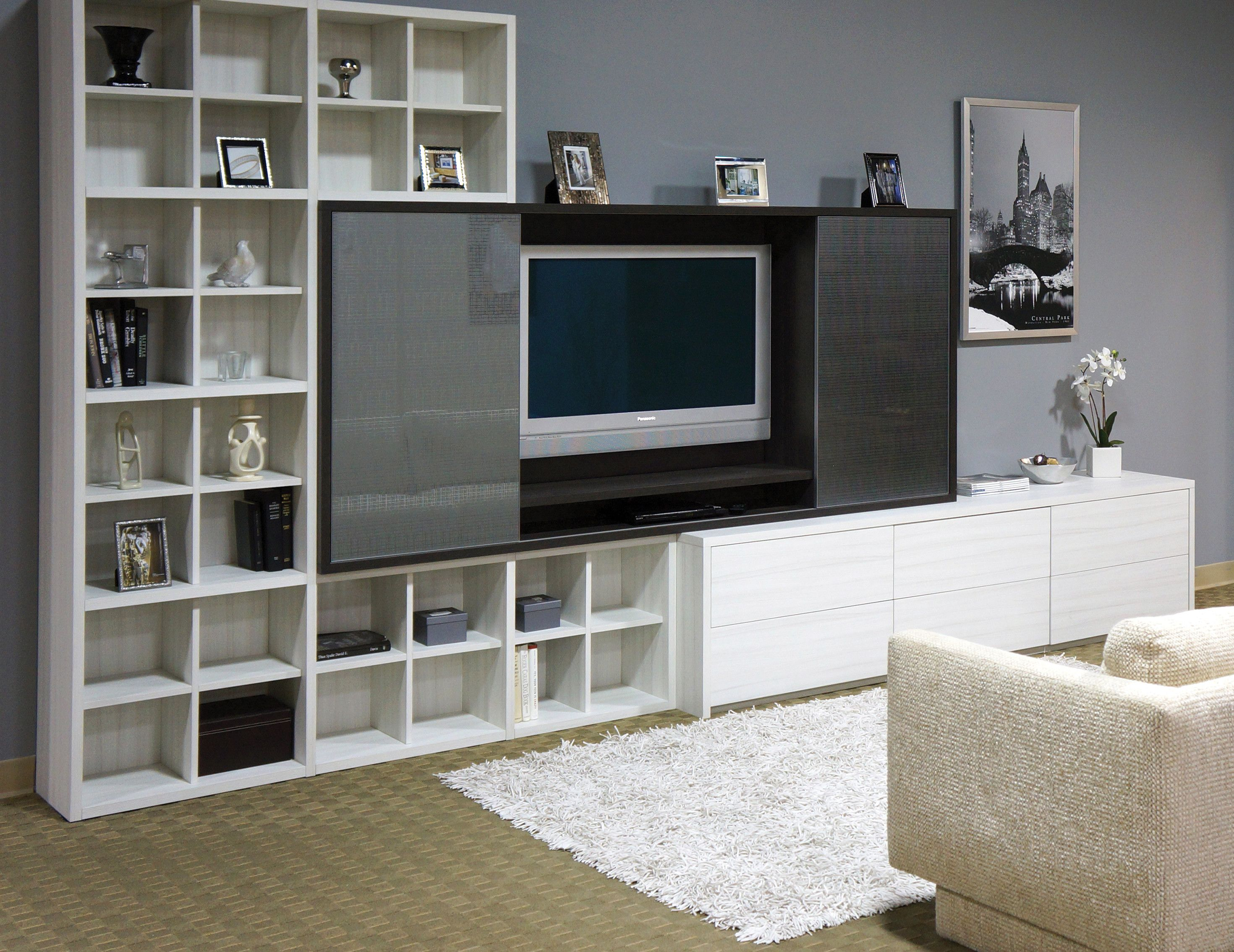 Need More Storage In Your Living Room? The Best Organizing Solutions With  Well Designed Entertainment Centers U0026 Playrooms By California Closets.