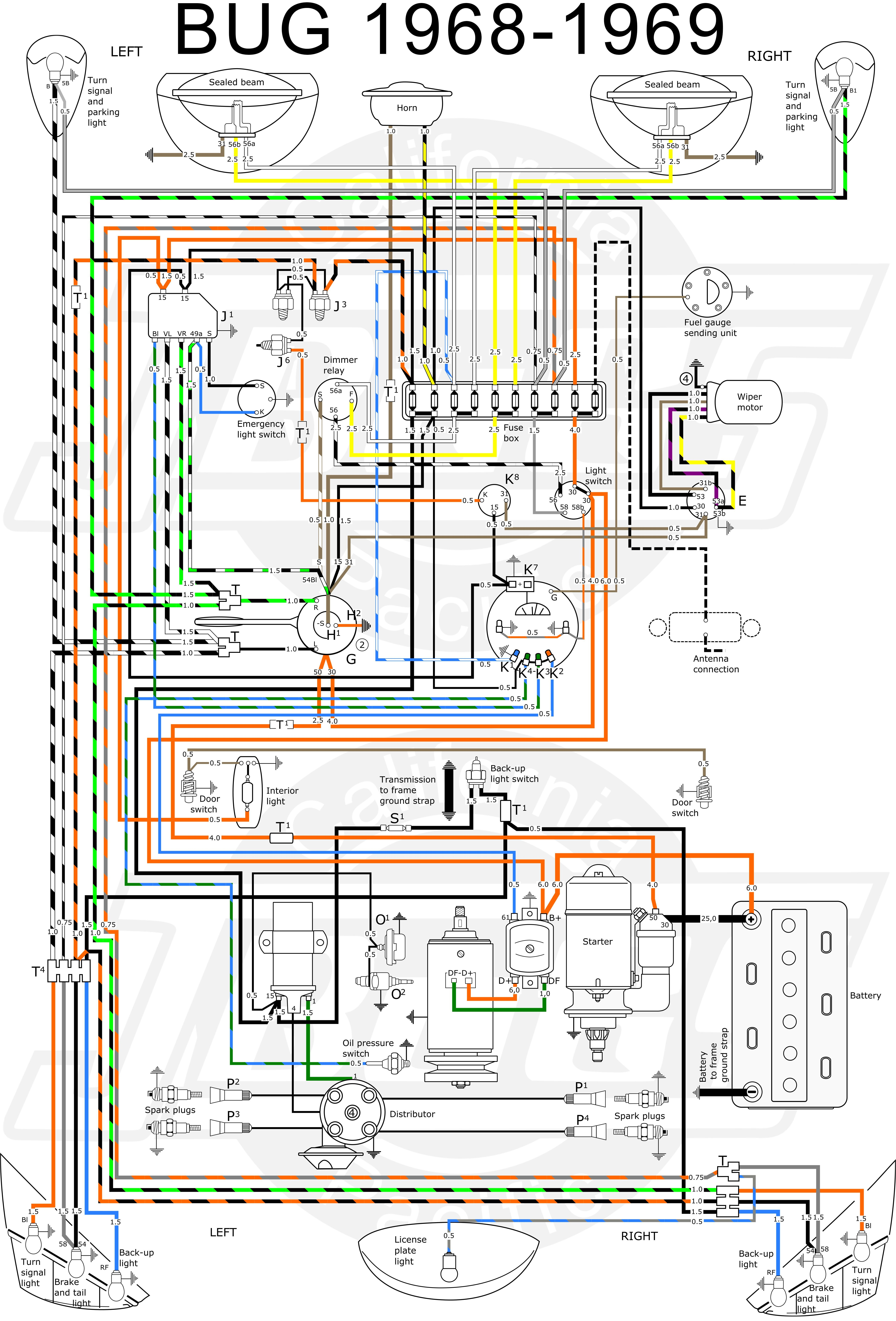 Vw Beetle Ignition Switch Wiring Diagram