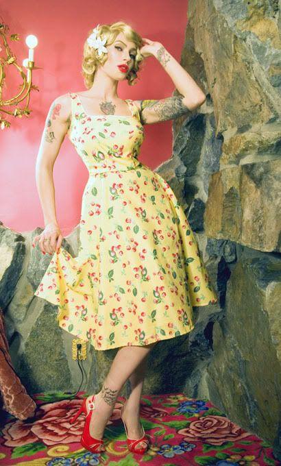 Pinup Girl Clothing Official Blog For Pinupgirlclothing Com Viva Las Vegas Rockabilly Weekend 1950 Vintage Dresses Pinup Girl Clothing Vintage 1950s Dresses
