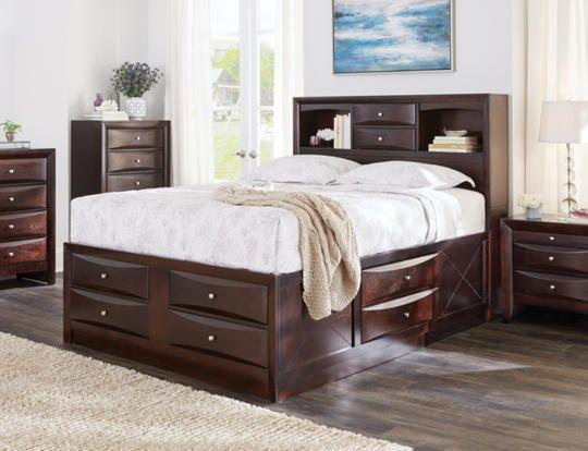 12++ Emily bedroom furniture info