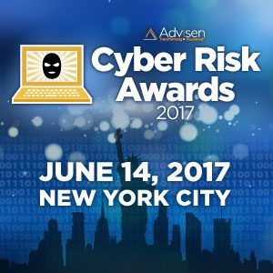 Advisen Will Host Its 4th Annual Cyber Risk Awards At A Gala Dinner Event In New York City That Has Become The Leading Networking Event On T Cyber Commercial Insurance Awards