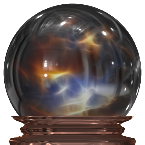 Crystal Ball Transparent Png Crystal Ball Crystals Crystal Sphere