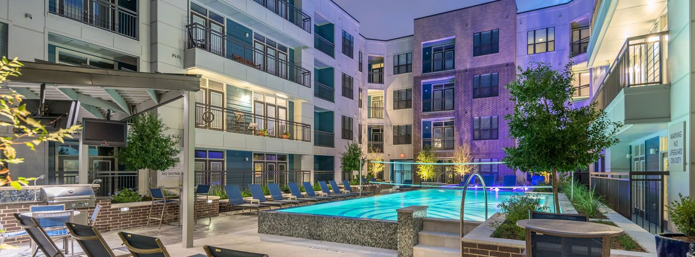 Pearl Midtown Luxury Apartments For Rent Houston Texas Luxury Apartments Apartments For Rent Houston Living