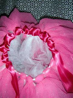 . . . . . . . . . . . . El detalle que hace la diferencia: Como hacer un tutu (falda de bailarina de Ballet) paso a paso