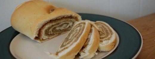 PA Nut Roll   Gluten free flour, Gluten free nut roll ...