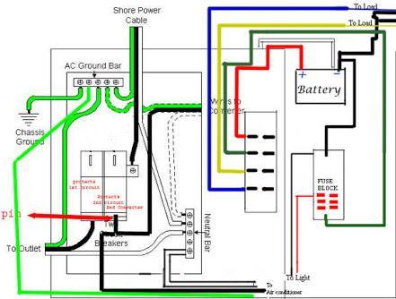 Keystone Travel Trailer Wiring Schematic | schematic and ...