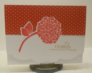 One Smile lifts A Spirit: Stamp-a-faire Camp Card Set Challenge
