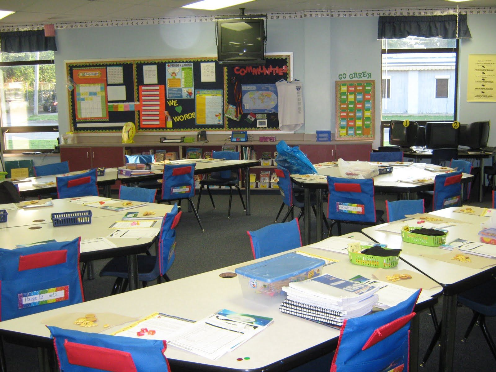 Image Result For Trapezoid Table Arrangements 2nd Grade