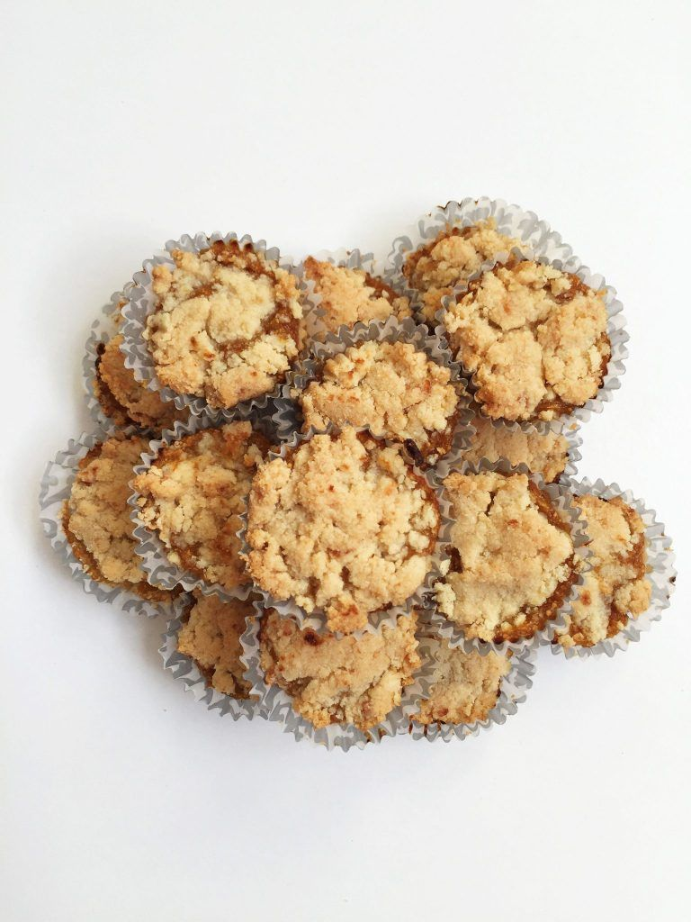 Easy Paleo Fig Newton Bites (vegan)