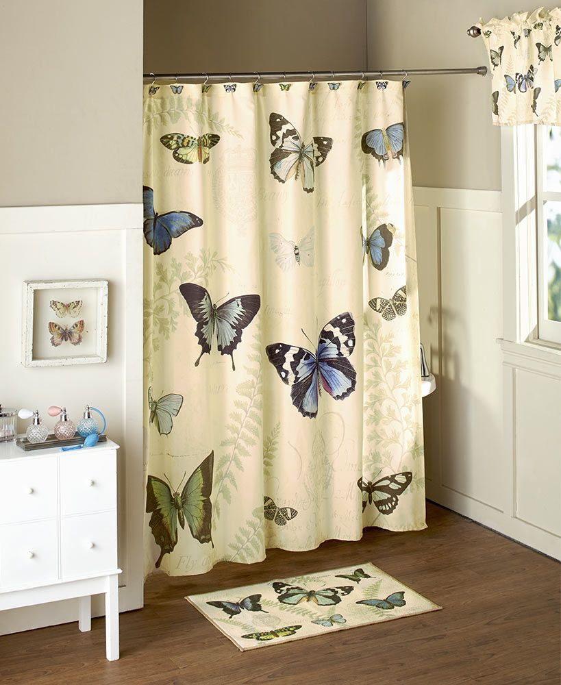 Butterfly Bathroom Collection  Butterfly bathroom, Butterfly