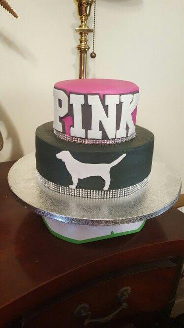 Victoria Secret Cake My Cakes Sweet 16 Birthday Cake