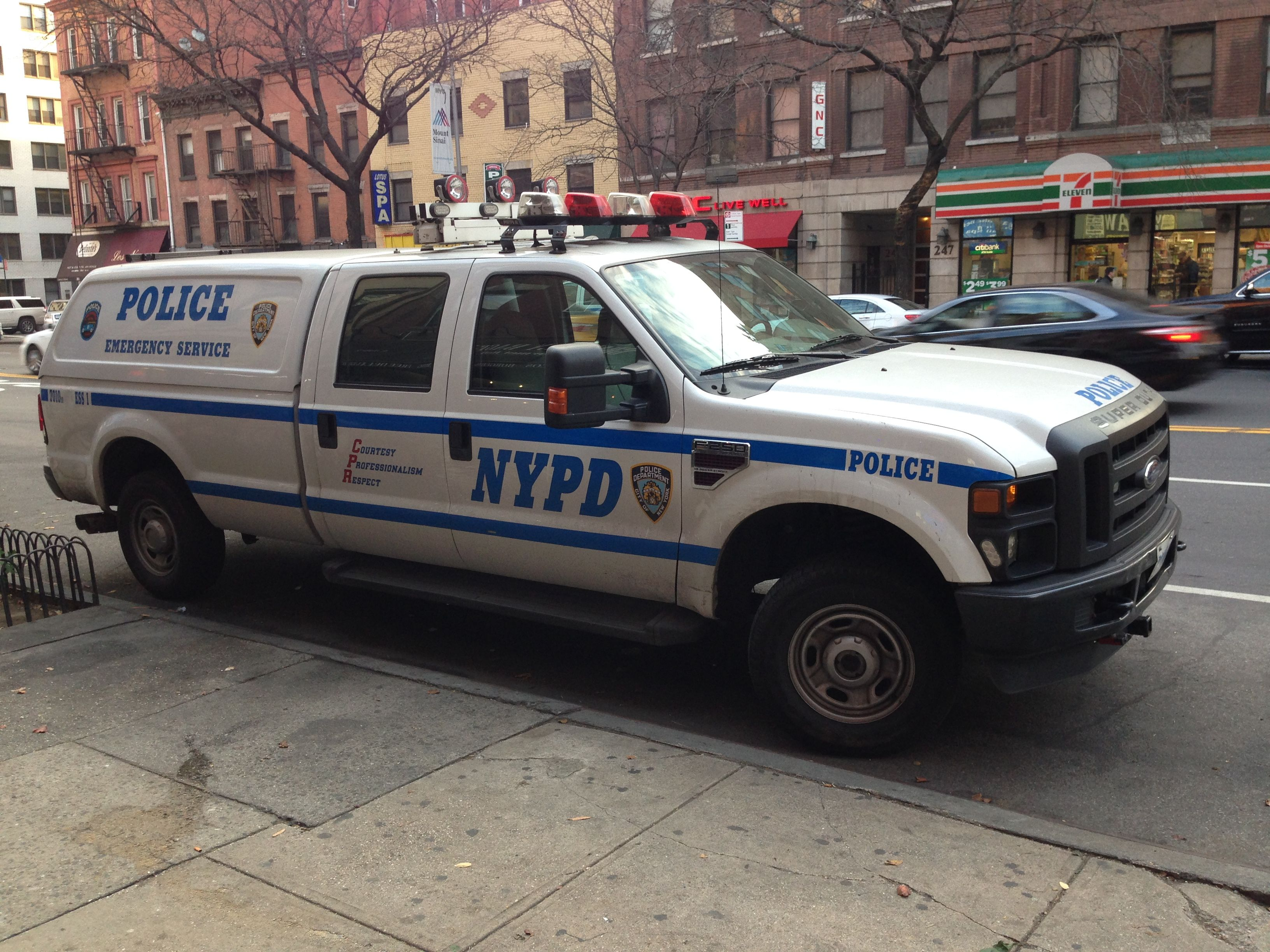 Nypd Esu Ford F250 Police Truck Old Police Cars Police Cars