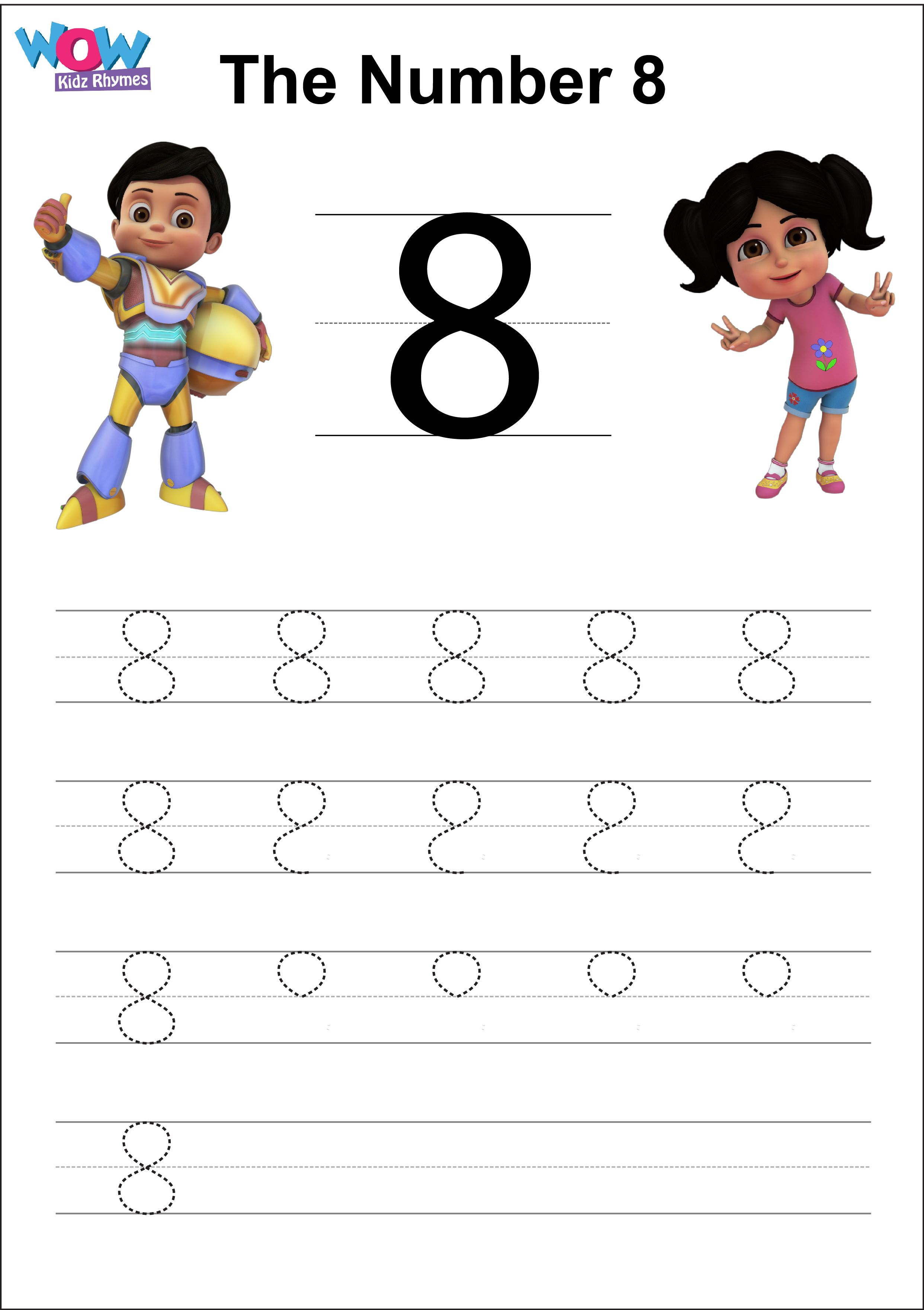 Hey Mommies Let Your Kids Learn Numbers With Vir Amp Imli