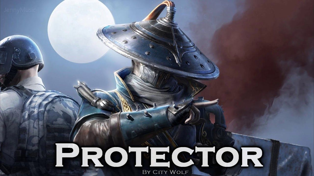 Epic Rock Protector By City Wolf Wal