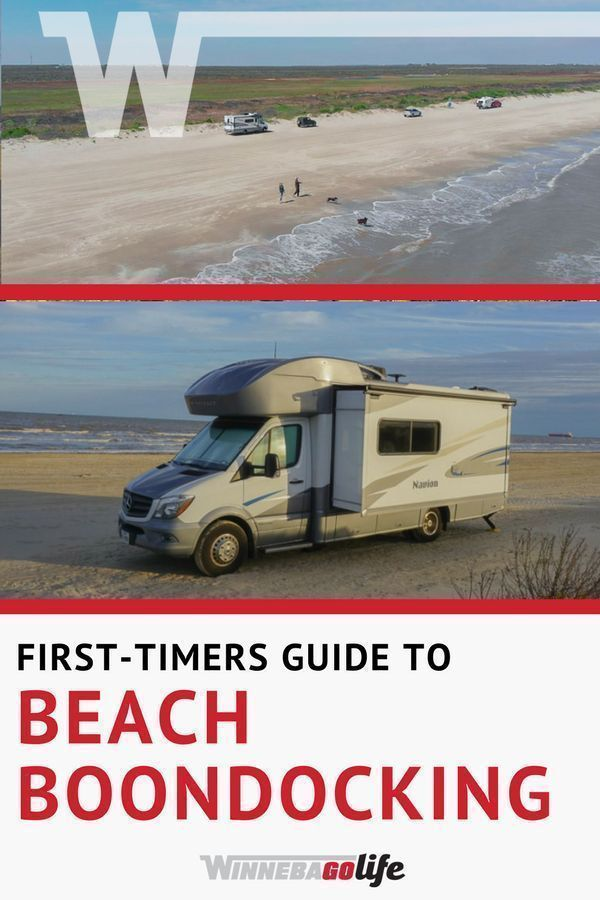Photo of First-Timers Guide to Beach Boondocking