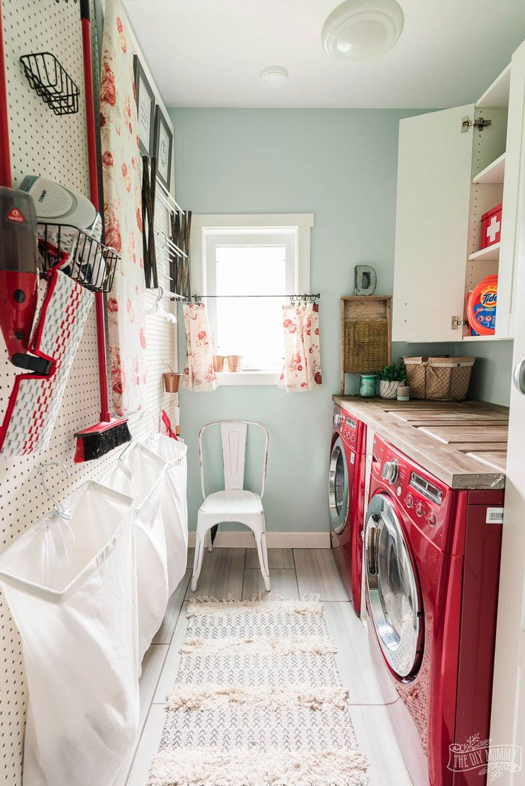 Safe Room Design: 5 Easy Ways To Keep Your Laundry Room Safe & Organized
