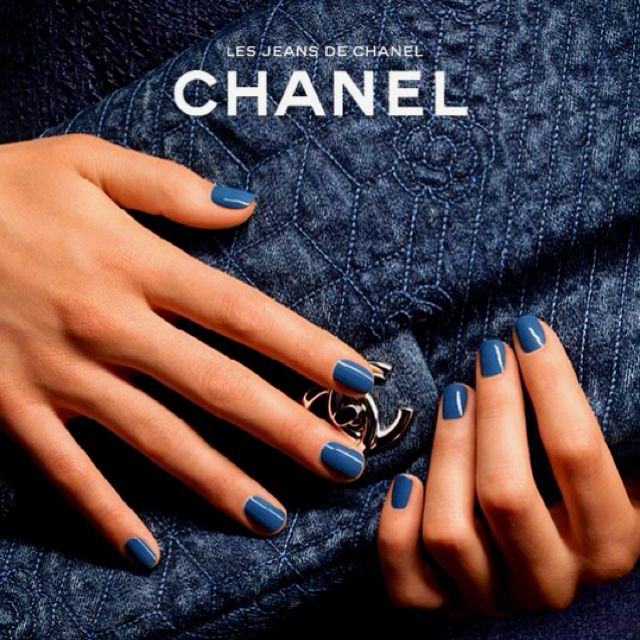 French nails für männer