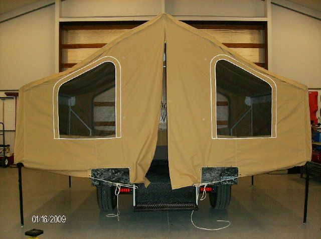 CampROD | Tent Trialer | Camper life, Trailer build, Camper