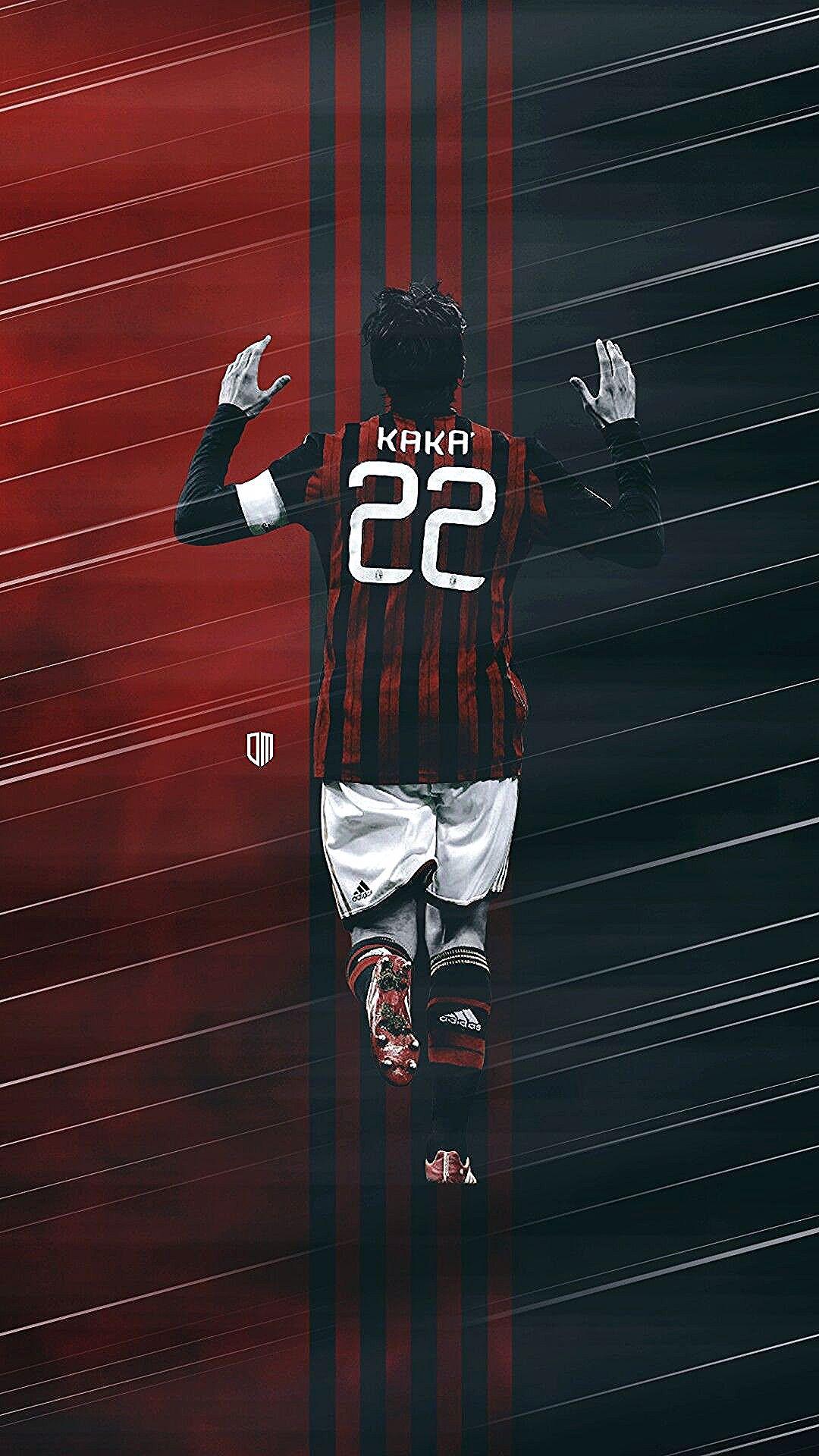 Kaka In 2020 Milan Wallpaper Milan Football Ac Milan